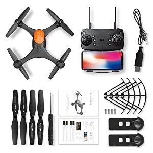 drone package lists