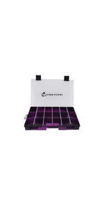 Drift Series Purple Tackle Tray
