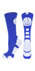 Basketball Logo Socks