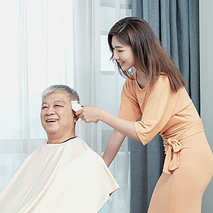 Elderly Haircut