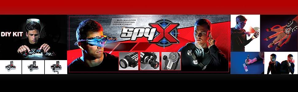 spyx,spy x,spy micro listener,spy toy kid,spy kids,spy gadget,spy gear,listening device,secret agent