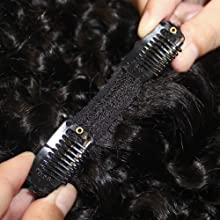 double lace weft