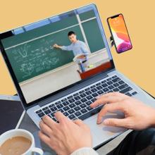 laptop phone holder side mount laptop clip laptop phone holder, laptop phone mount,