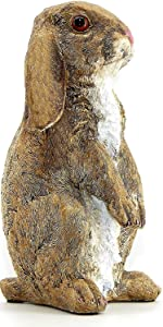 rabbit statues rabbit statues and figurines rabbit statues for garden