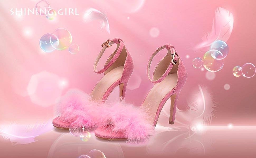 girls' heels