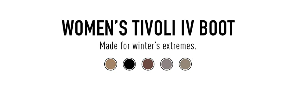 Women's Tivoli IV boot
