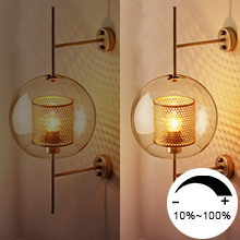 ifitech solar light, wifi smart light, led light, Edison bulb, home automation bulb