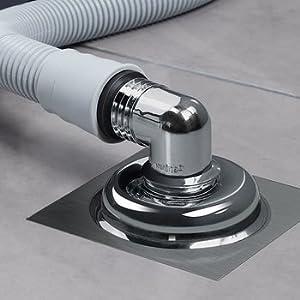 Connect Floor drain