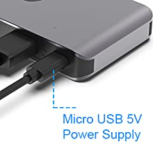 USB 3.0 Switch Selector