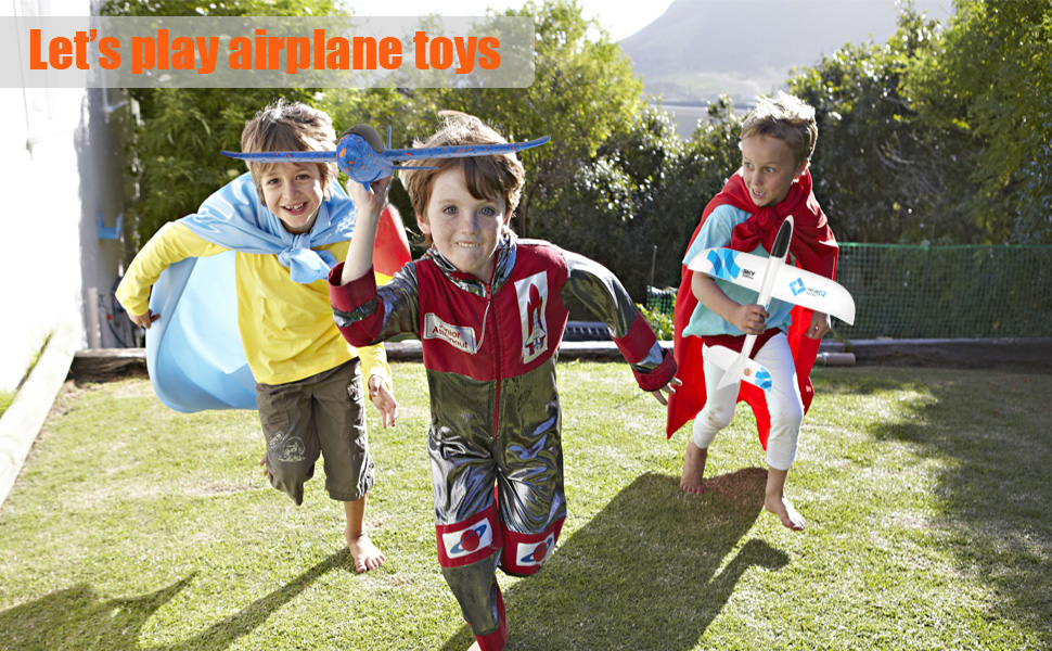 4pcs airplane toys