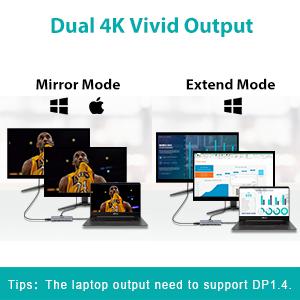 dual 4k