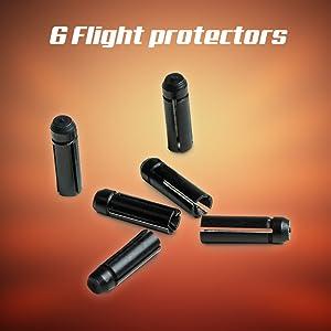 dart flights protectors