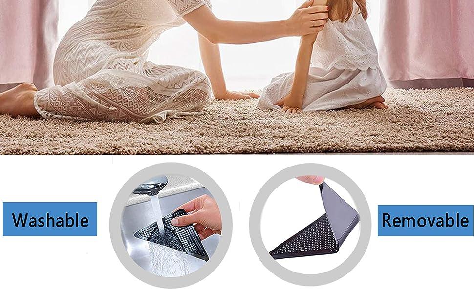 rug gripper for carpet