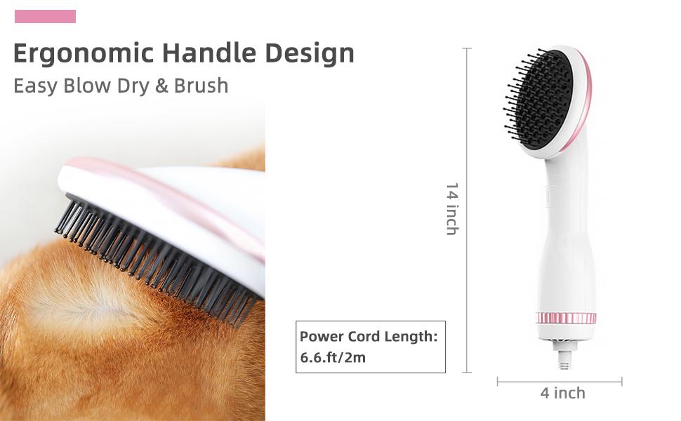 cat hair dryer