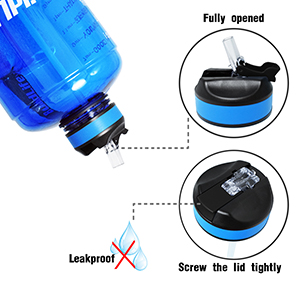 leakpfoof water bottle