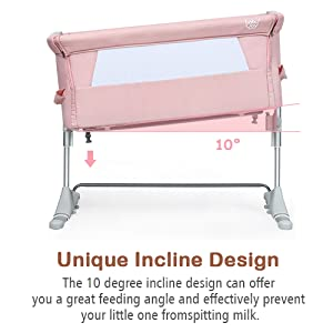 inclinable design