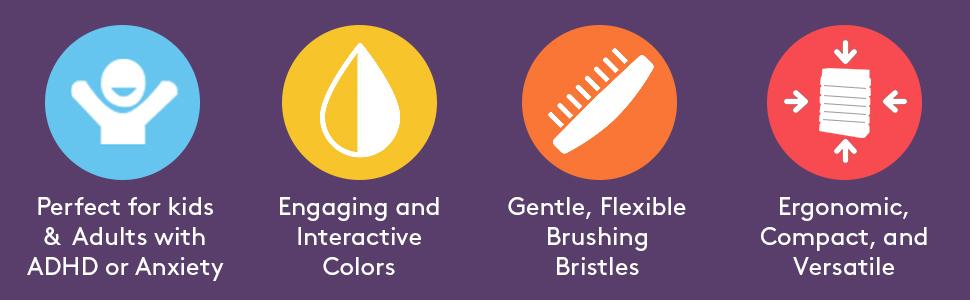 Sensory Brush for OT