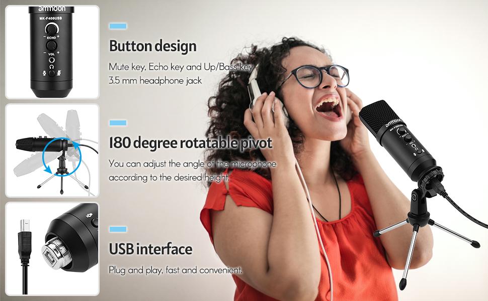 PC laptop microphone
