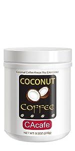 Coconut Coffee 9.5oz
