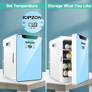 dorm refrigerator without freezer
