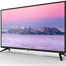 Televisor Smart TV LED 32 Pulgadas Android: Amazon.es: Electrónica