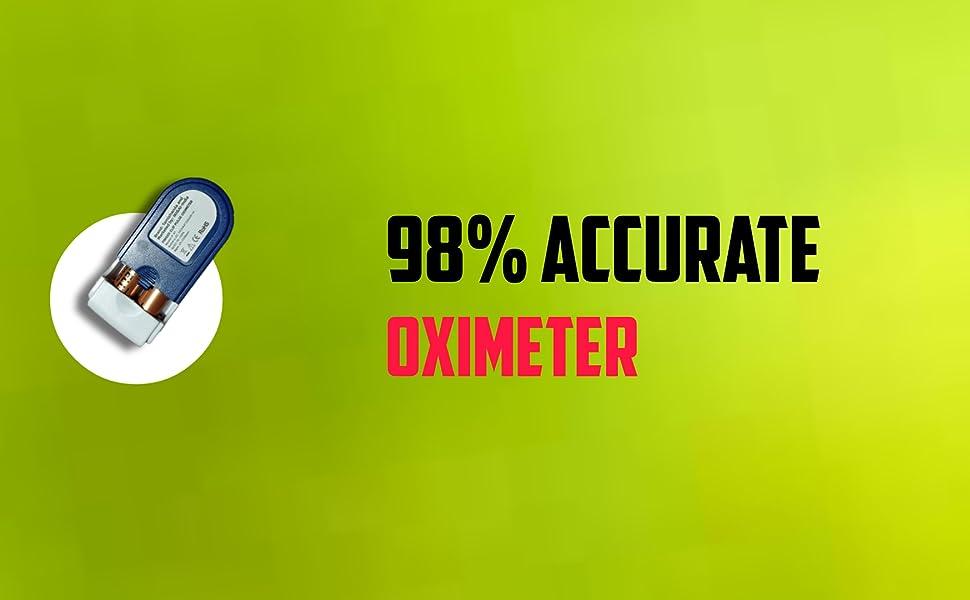 accurate pulse oximeter