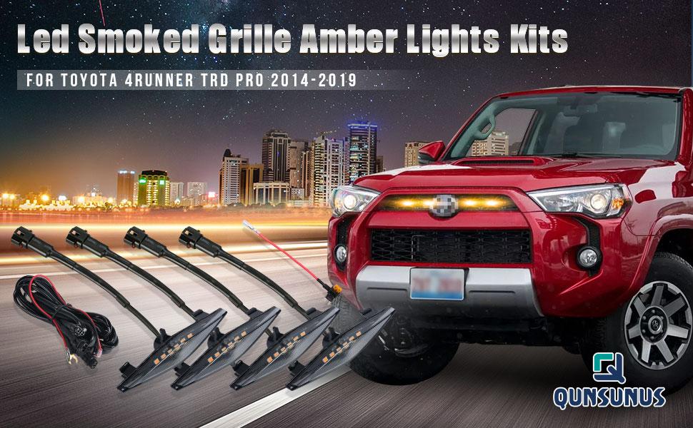 100W Halogen 2009 Toyota 4RUNNER Post mount spotlight -Chrome Driver side WITH install kit 6 inch