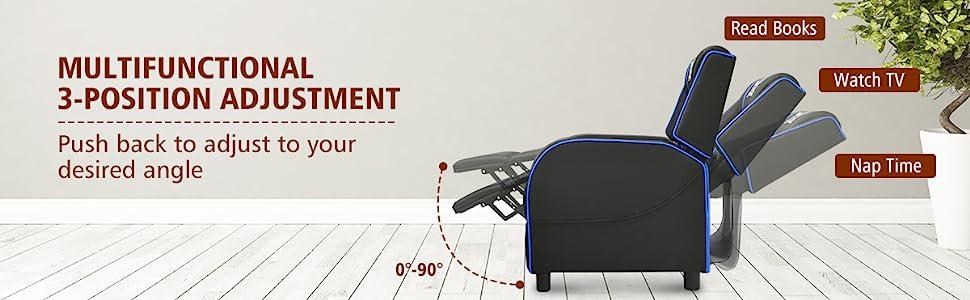 adjustable backrest for nap rest