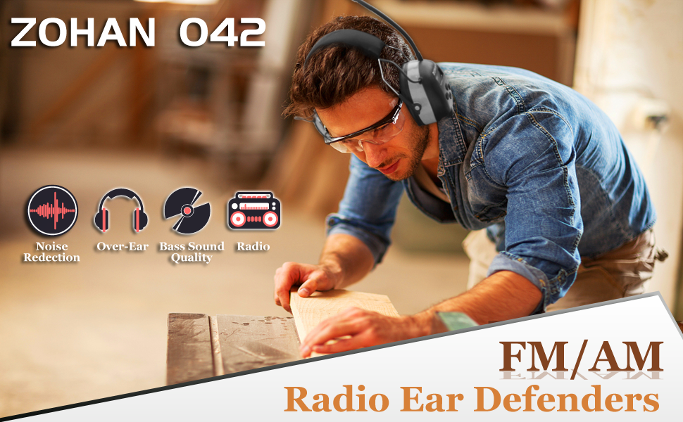 Radio Ear Protection