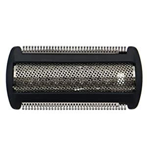 Reemplazo Trimmer Shaver Foil para Philips Bodygroom BG2024 BG2025 ...