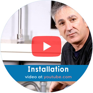 easy installation reverse osmosis system