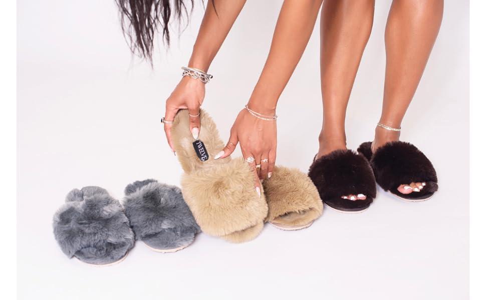 So Good Slippers, indoor and outdoor slippers, Twelve AM