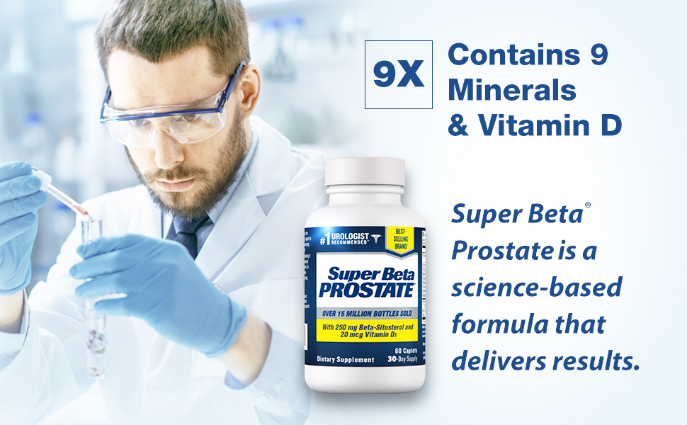 Super Beta Prostate Science Based