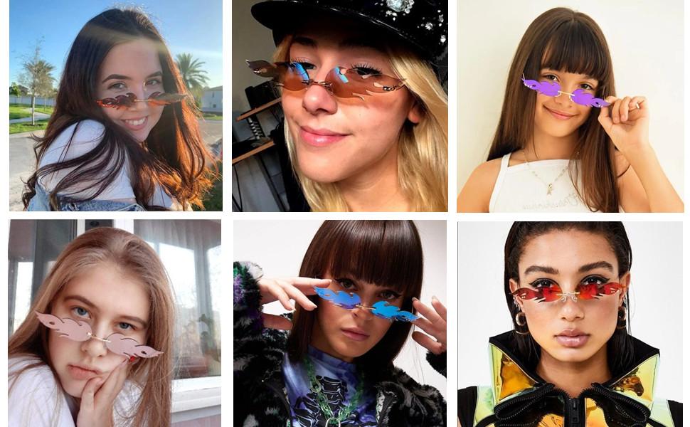 wave fire sunglasses