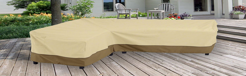 outdoor sectional cunch cover