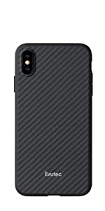 timeless design aa4ef 67c23 Amazon.com: Evutec Unique Heavy Duty Case Compatible with iPhone XR ...