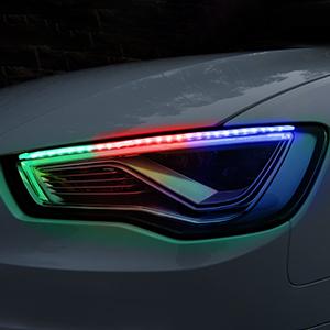 car rgb led strip