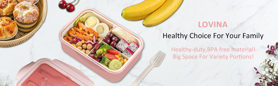 Bento box for adults