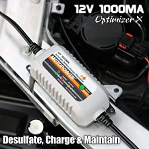motopower battery charger