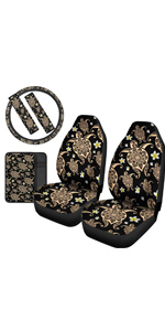 UNICEU Seat Belt Cover 2 Packs 3D Diamond Soft Car Seat Belt Pad Cover Neoprene Seat Belt Shoulder Pads for Adults Kids