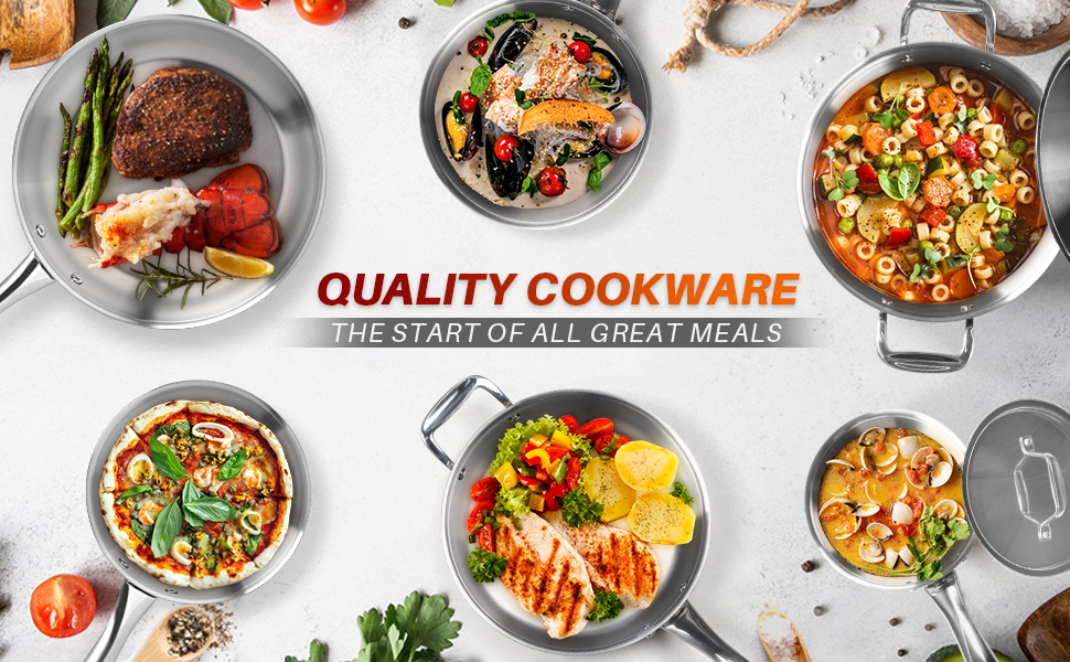 quality cookware