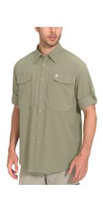 hiking shirt for men