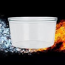 air fryer Glass Bowl