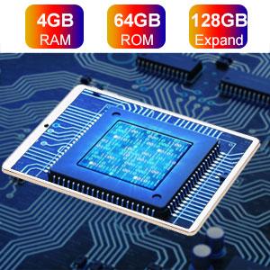 4GB RAM 64GB ROM