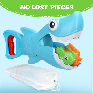 bath time fishing floating toy