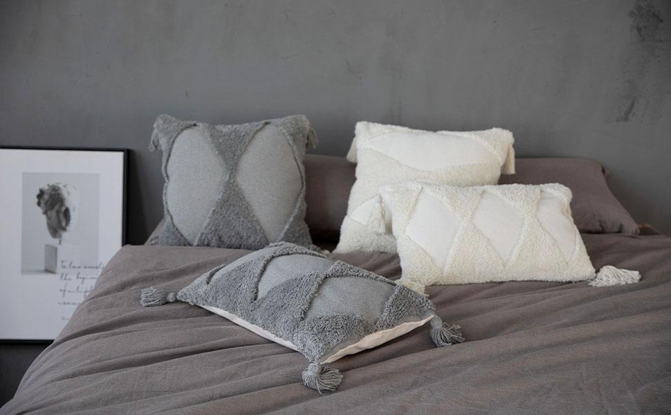 decorative pillow 18x18 pillow cover