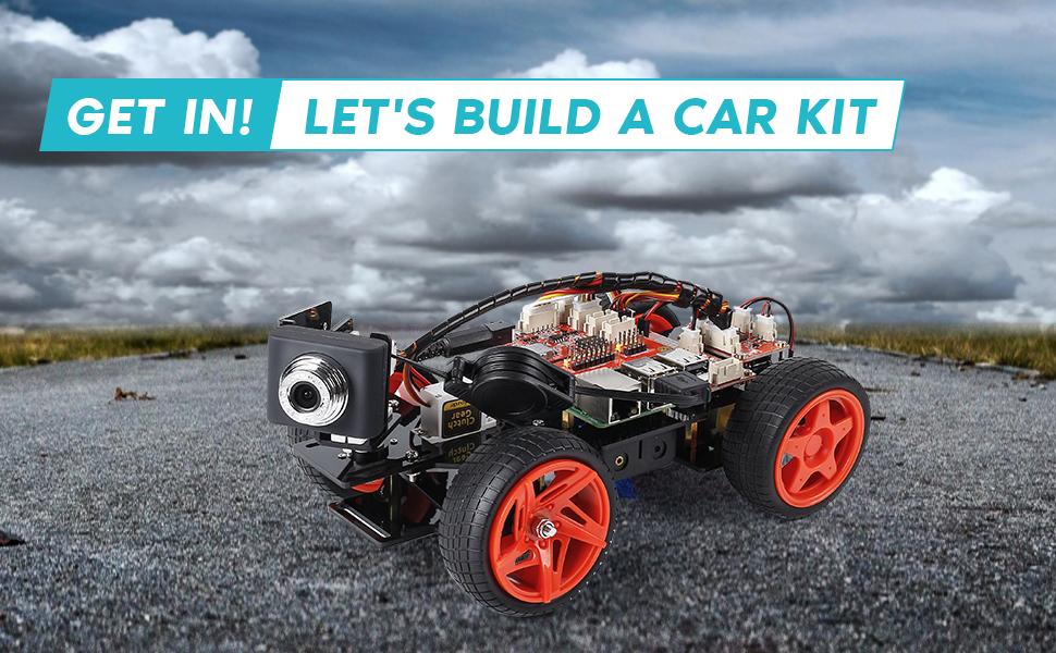 kids robot kit