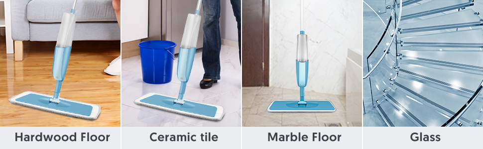 Suitable for All Types of Floor
