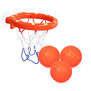 bathtub toys basketball