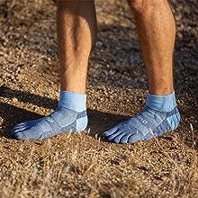 Trail Midweight Mini-Crew, Powder Blue